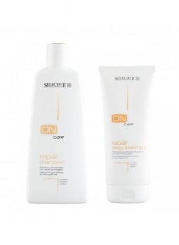 "Набор ""Repair"" (Repair shampoo 250 мл. + Repair Deep treatment 250 мл.)"