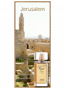 Voyage Jerusalem (Вояж в Иерусалим): восточно-цветочный