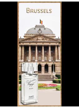 Voyage Brussels (Вояж в Брюссель): цветочный