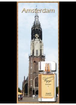 Voyage Amsterdam (Вояж в Амстердам): цветочно-древесный