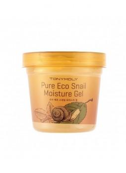 Гель с улиточным экстрактом Pure Eco Snail Moisture Gel