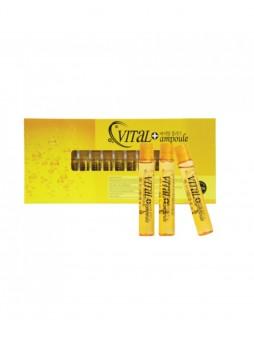 Ампулы с кератином и протеином Vital Plus Ampoule