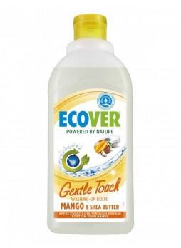 """Жидкость для мытья посуды экологическая с манго """"Нежное прикосновение"""""""