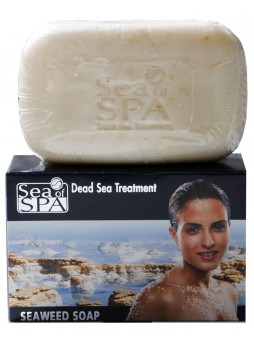 Антицеллюлитное мыло с морскими водорослями