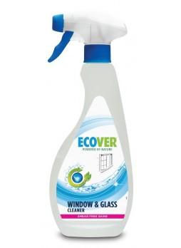 Экологический спрей для чистки окон и стеклянных поверхностей