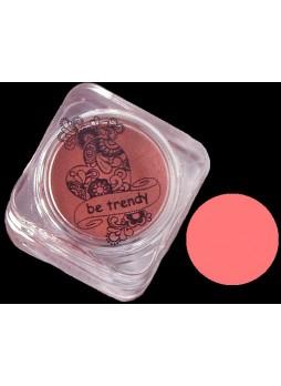 Кремообразные румяна Be trendy тон 01 розовый