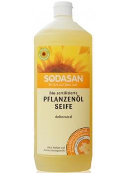 Жидкое мыло без запаха для мытья полов